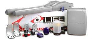 """Motori za krilne kapije - OPTIMO """"LIFE"""""""